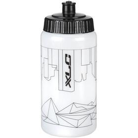 XLC WB-K04 Bidon 500 ml City of Mountains, white